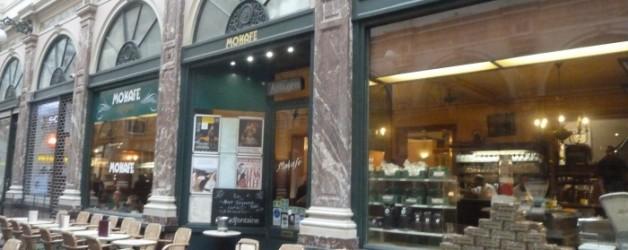 les galeries Royales Sainte Hubert, et le musée de la BD à Bruxelles