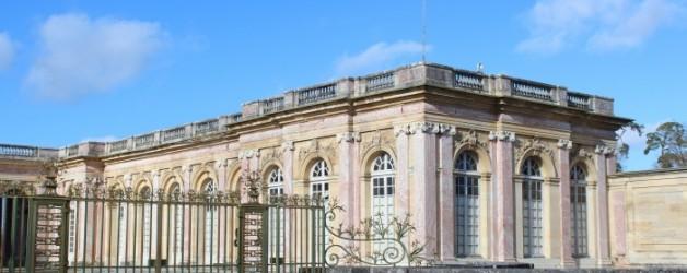 le grand Trianon, à Versailles #1