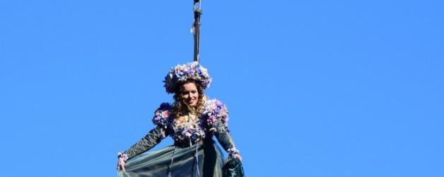 le saut de l'Ange, point de départ du carnaval #2