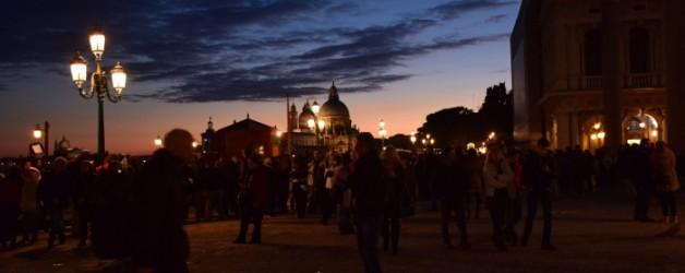 coucher de soleil sur la lagune, Venise #2