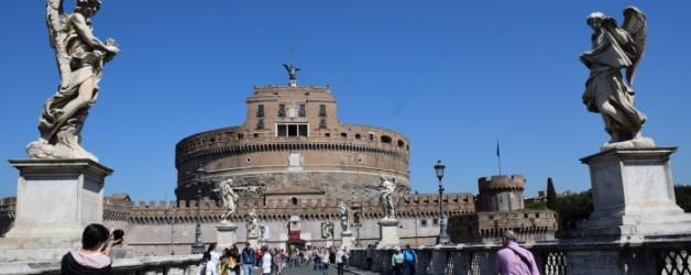 le Castel Sant'Angelo, Rome #1