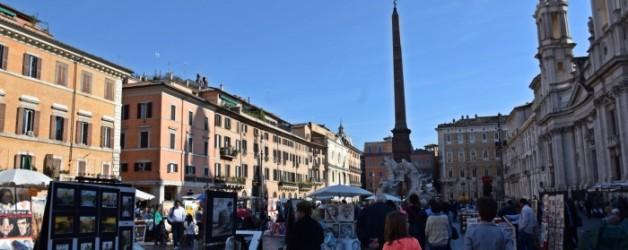 Piazza navona, Rome #2