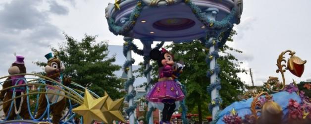 une escapade à Disneyland Paris,