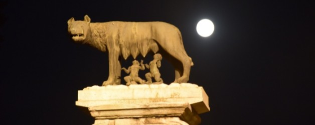Rome by night #1,