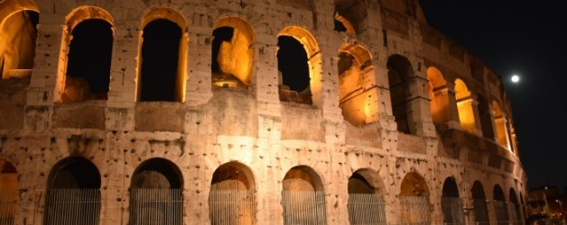 Rome by night #2,