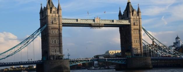 le Tower Bridge, London of course…