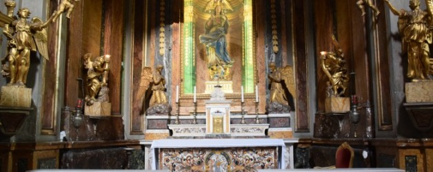 L'église Santa Maria in Aracoeli, Rome
