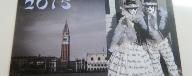 un couple célèbre Venise: