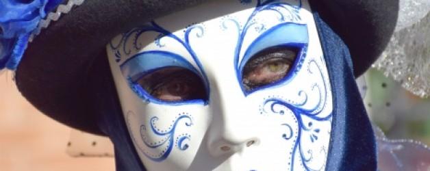 un peu de bleu à Venise…