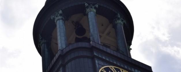 église St Michaelis à Hambourg #1,