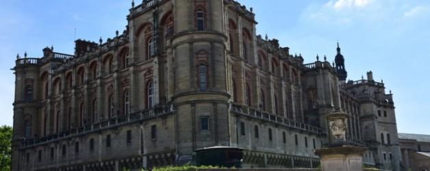 St Germain en Laye: le château #1,