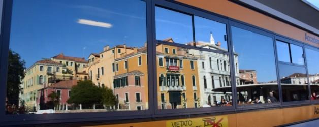 remonter le Grand Canal à Venise #1,