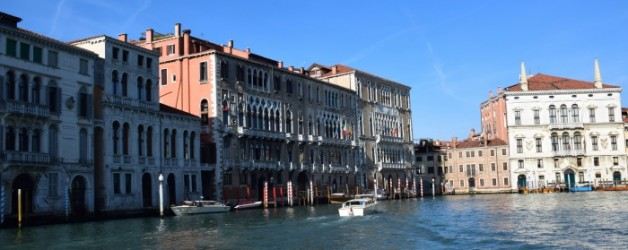 remonter le Grand Canal à Venise #2,