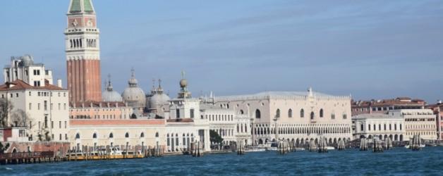 le canal de la Giudecca à Venise #2,