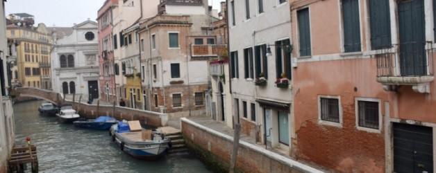 au hasard des canaux à Venise,