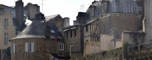 Vannes, sur la côte sud de la Bretagne #1: