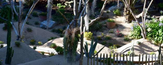 le parc des dryades à la Baule #2: