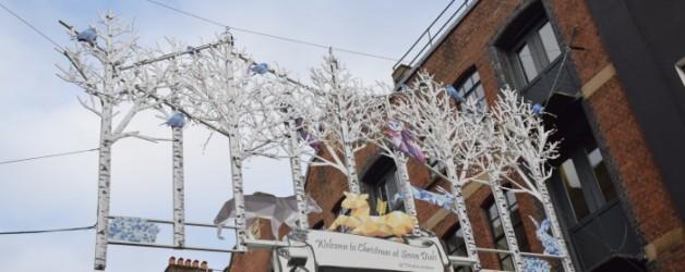 Seven Dials et neal's street london X-mas 2016