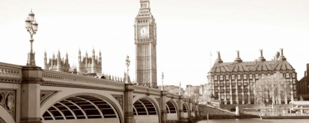 variation sur un paysage londonien