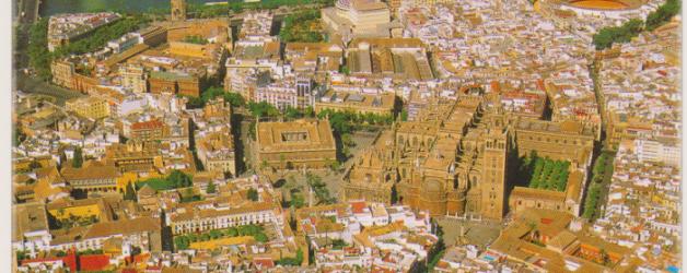 Séville, la découverte