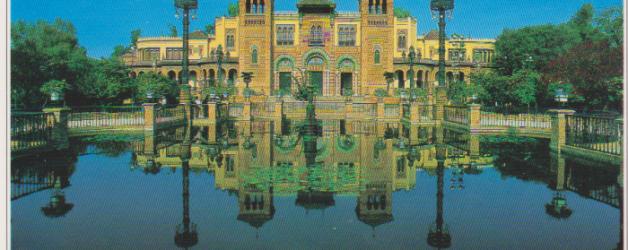 cartes postales de Séville