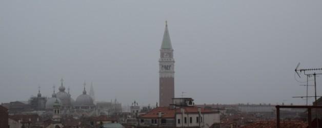 une balade à Venise: Fondaco dei Tedeschi
