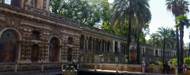 les jardins du Real Alcazar