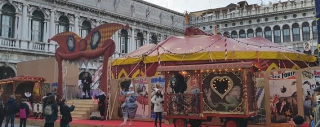 la balade du mercredi: à Venise pendant le carnaval