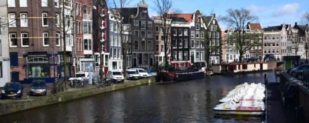 le vrac du lundi: Amsterdam les canaux nord