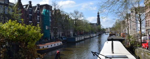 Amsterdam les canaux nord