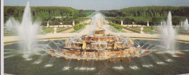splendeurs à Versailles