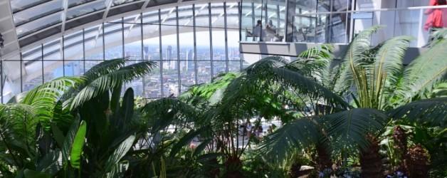 la balade du mercredi: The Garden Sky, london #2
