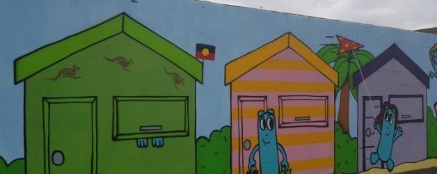le vrac du lundi: street art à Saint Nazaire