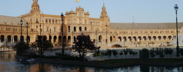 la plaza de Espana, #1