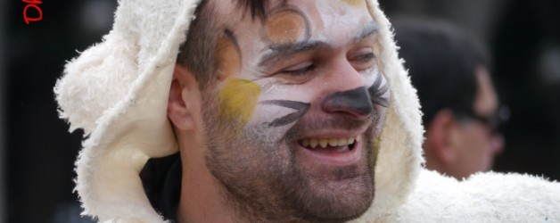 les anonymes du carnaval de Venise