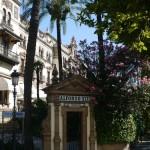 l'Alfonso XIII à Séville