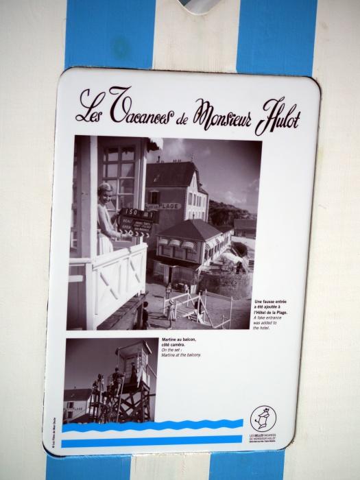 dans les pas de monsieur hulot, saint-marc-sur-mer | dhelicat