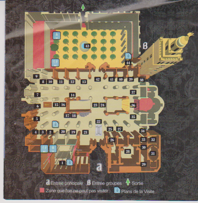 plan cathedrale
