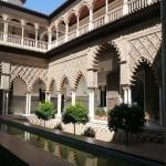 Un palais musulman pour le roi chrétien