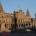 la plaza de Espana #2