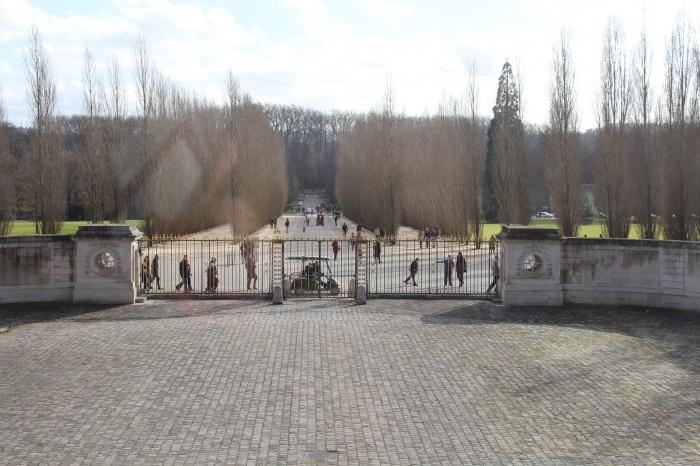 L int rieur du petit trianon versailles dhelicat for Jardin anglais du petit trianon