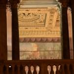 Rome de nuit, lepalais Farnèse,