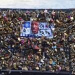 les cadenas d'amour….