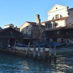 le Squero, à Venise