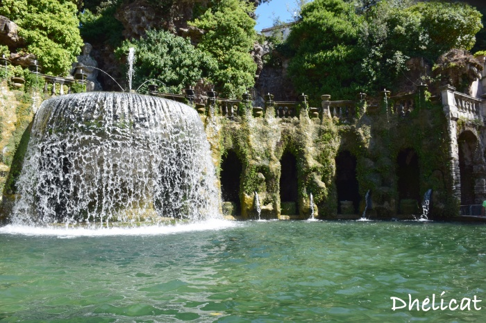 Merveilleux jardins de la villa d este tivoli 1 dhelicat for Jardin villa d este