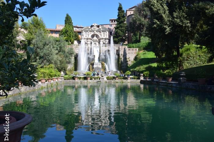 Merveilleux jardins de la villa d este tivoli 3 dhelicat for Jardin villa d este