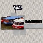 HAMBOURG: musée de la miniature et quartier des entrepôts