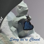Sorry we're closed: