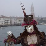 Théodora d'Avernos à Venise