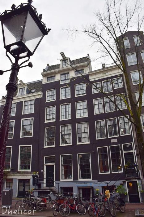 Hotel Amsterdam Proche Coffee Shop